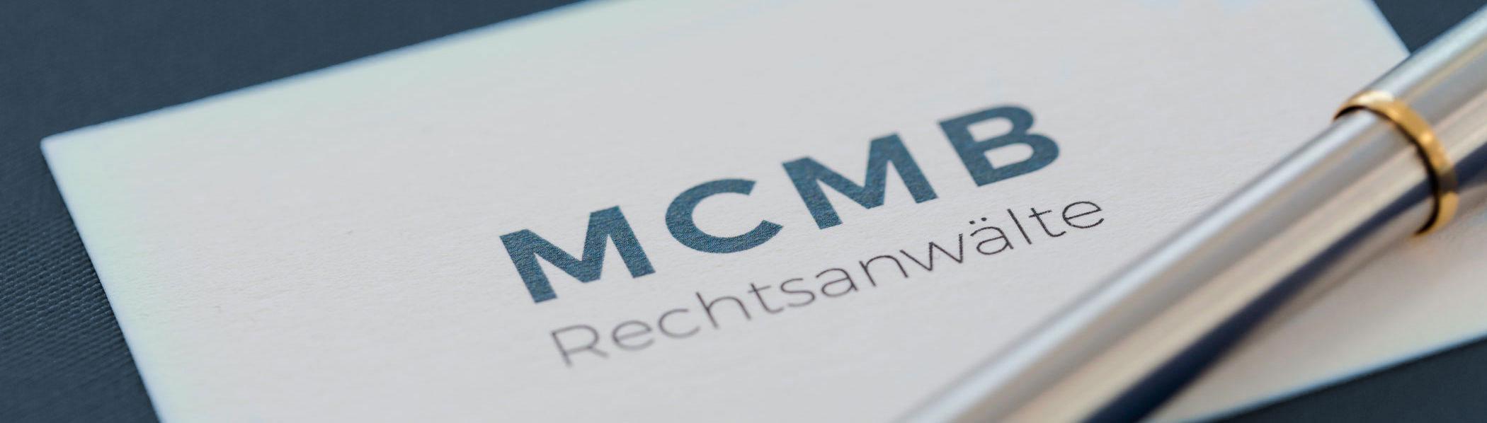 MCMB Rechtsanwälte